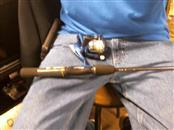 SHAKESPEARE FISHING Fishing Rod & Reel FIREBIRD BLUE COMBO
